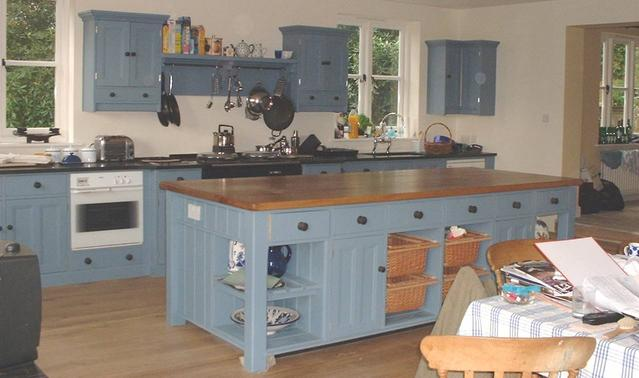 Painted Kitchens painted kitchens | touchwood